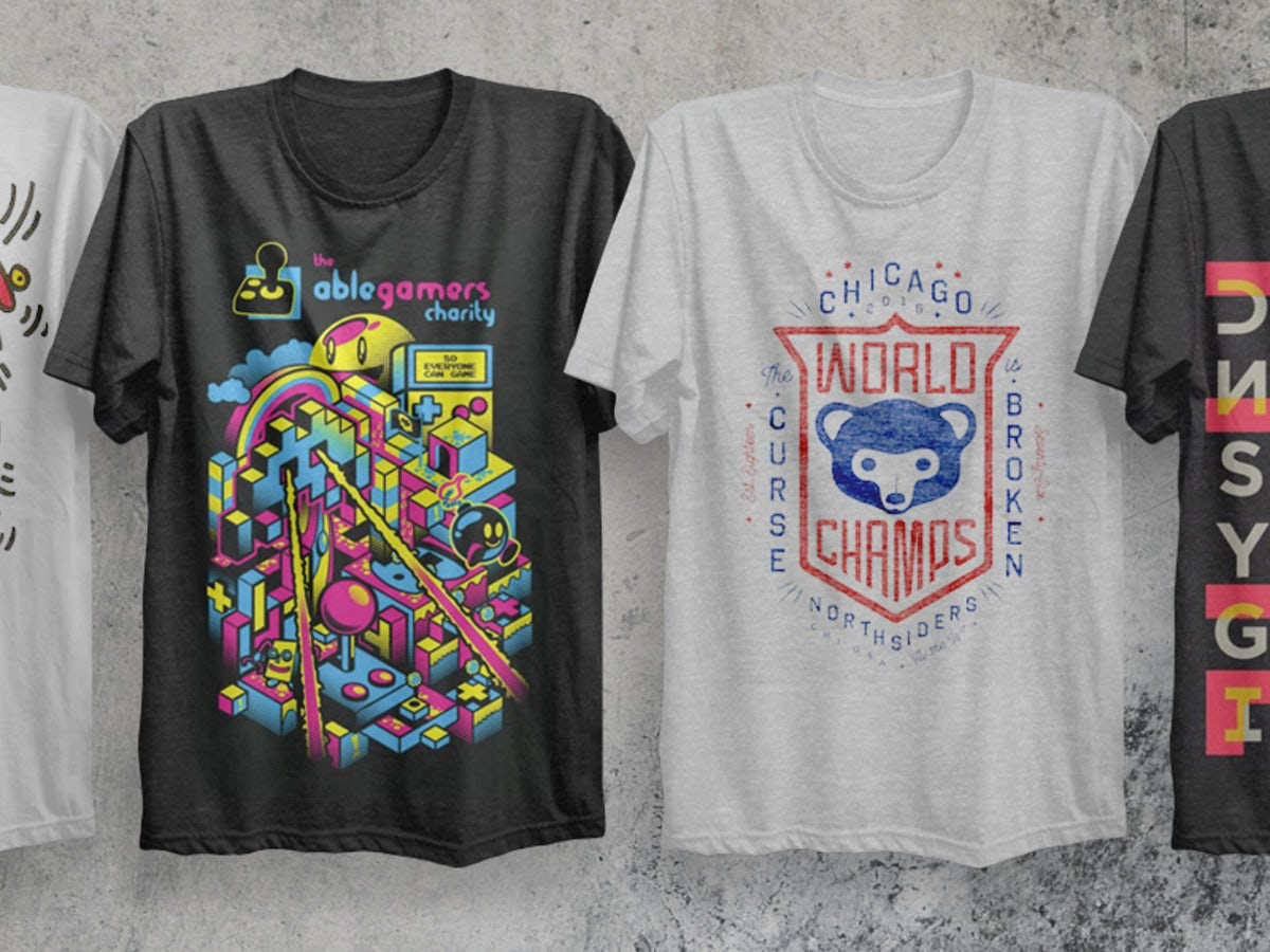 50 T Shirt Design Ideas That Won Wear Out