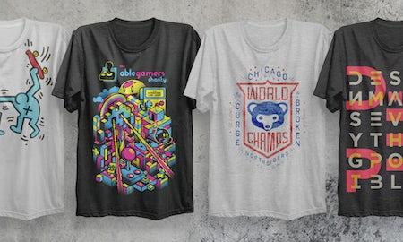 38 T-Shirt Designs, die sich niemals abnutzen