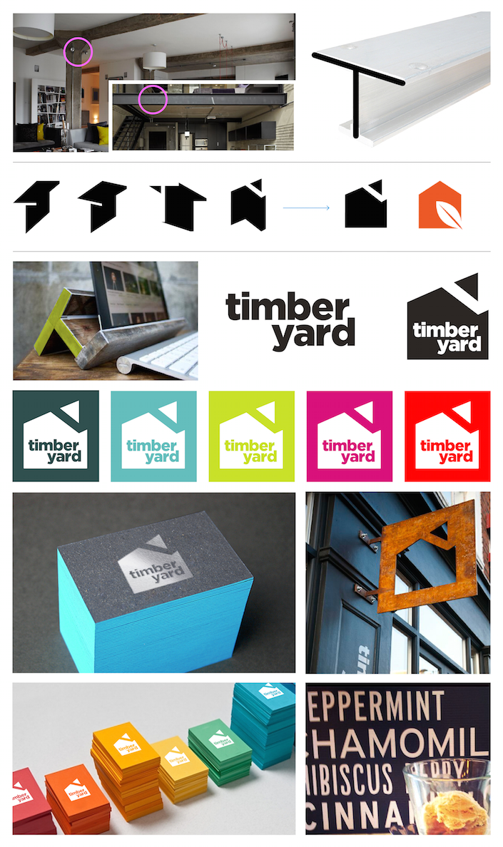 Timber Yard Coffee in London