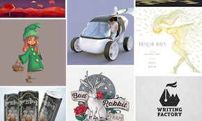 Vote for December's Creative Challengers