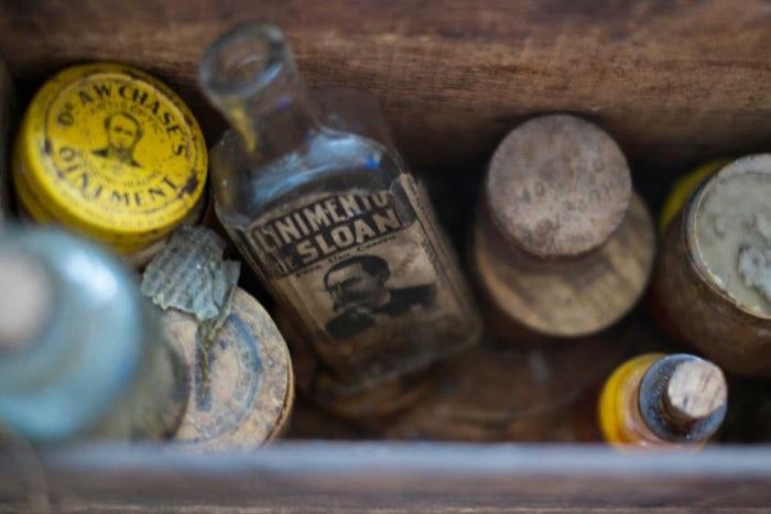 vintage etikettenvorlage