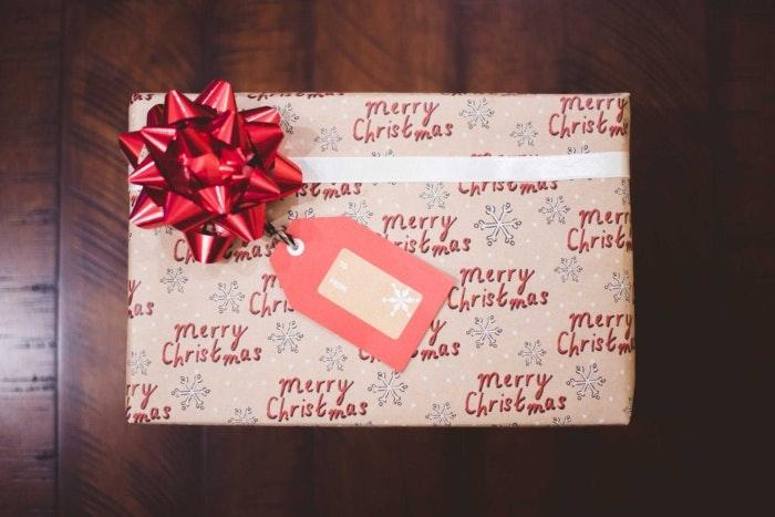weihnachts-etikettenvorlage