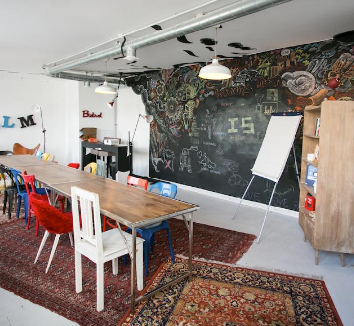 Espace Créatif chez Numa