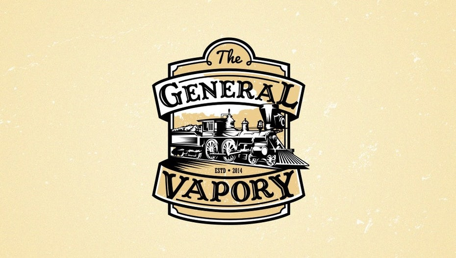 The General Vapory logo