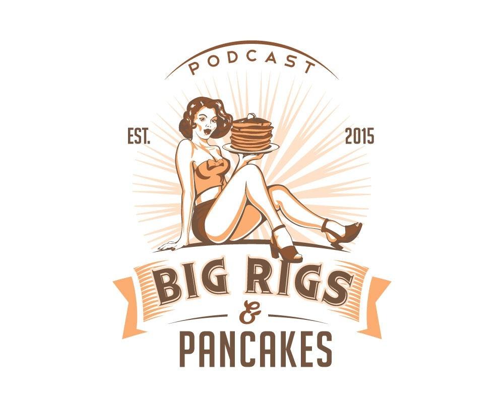 Big Rigs & Pancakes logo