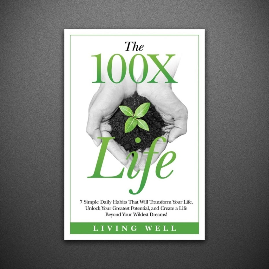 The 100X Life Book cover
