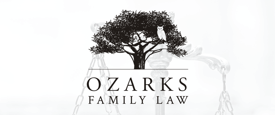 LEGAL LOGO WITH OAK TREE AND OWL, SCALES OF JUSTICE