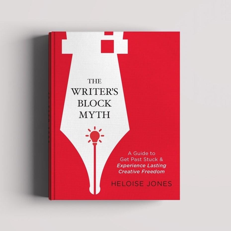 The Writers Block Myth Book Cover