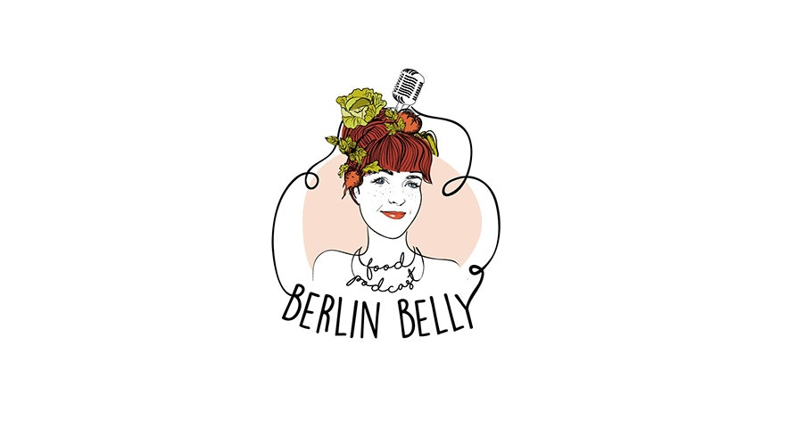 berlin belly podcast logo