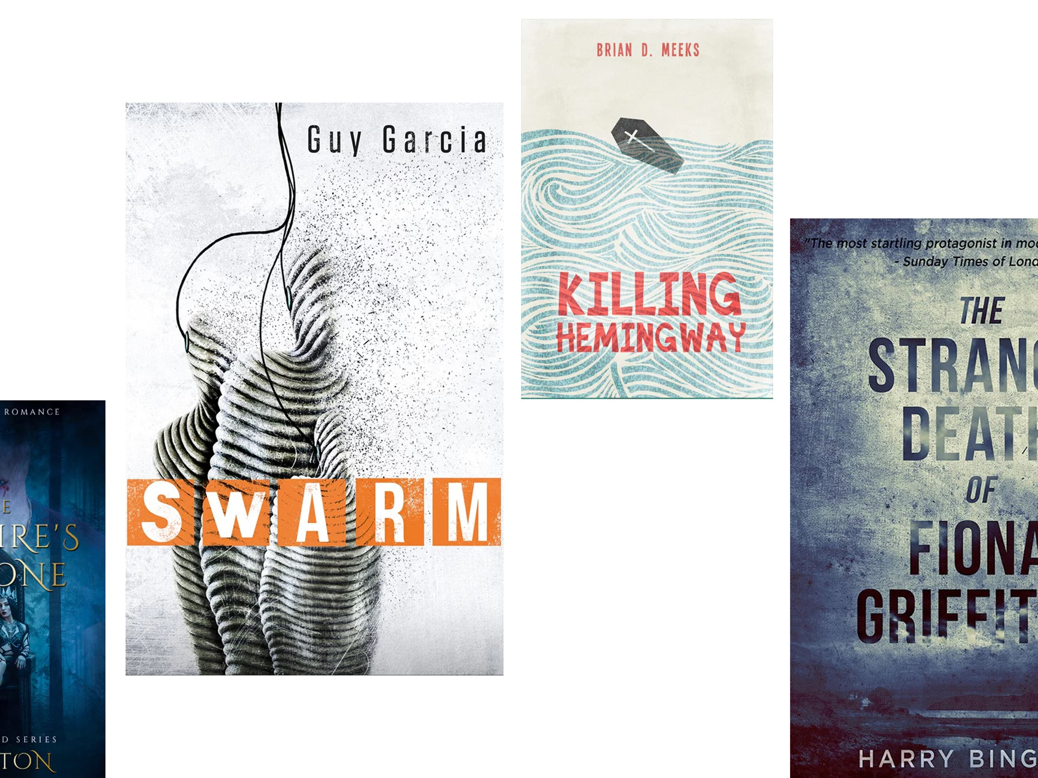 How to design book covers for any genre - 99designs