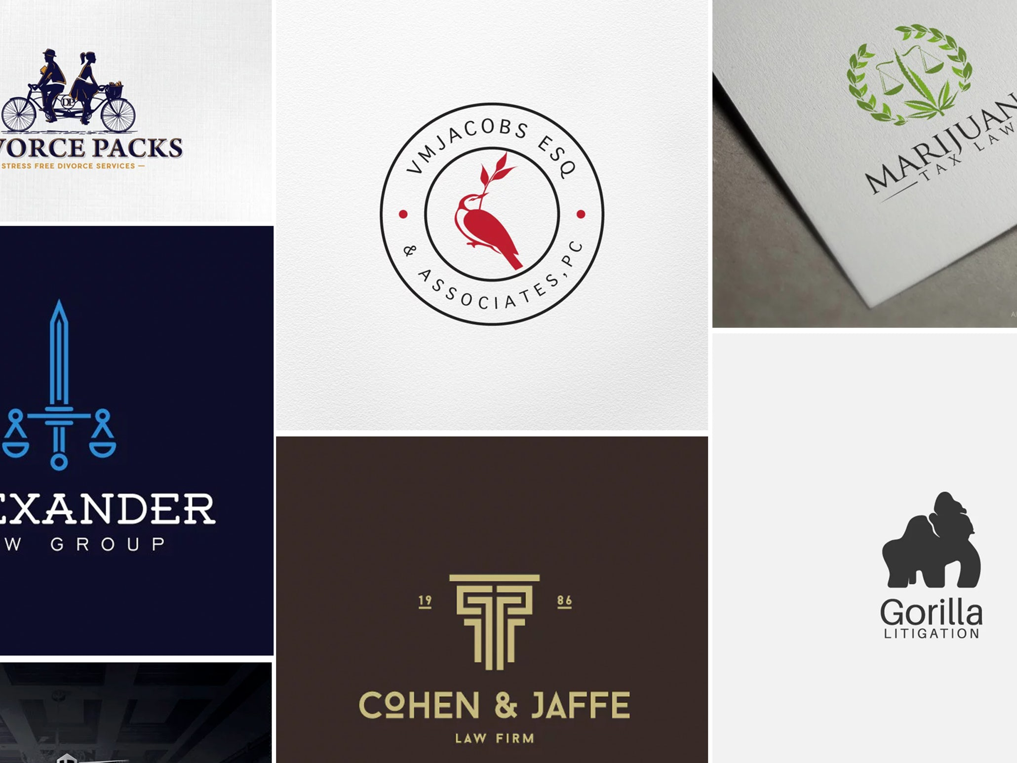 31 Law Firm Logos That Raise The Bar 99designs