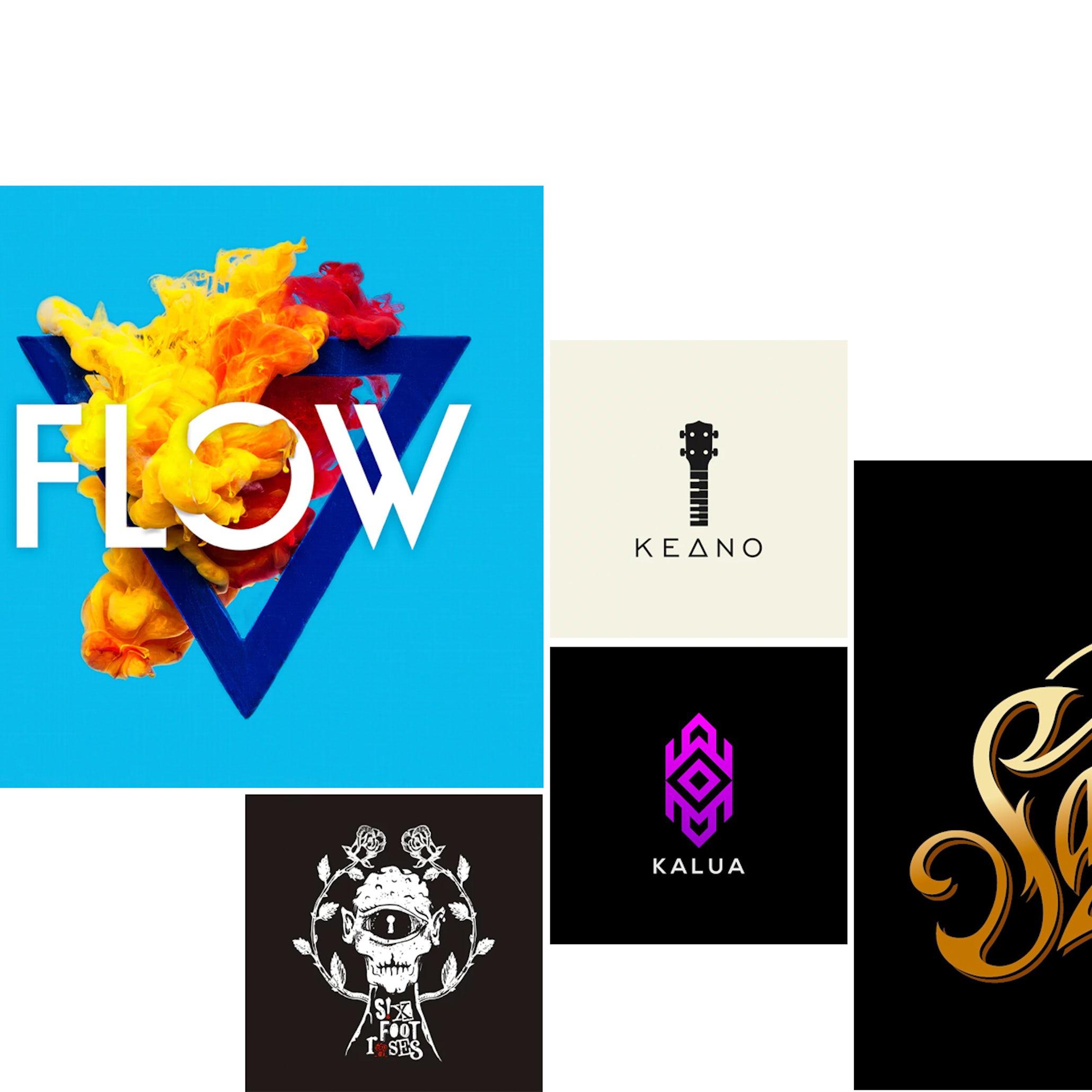 42 Music logos that rock - 99designs