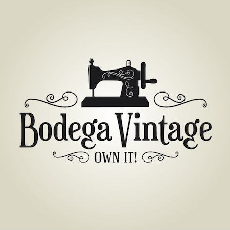 Logo Design for the Fashion Brand Bodega Vintage