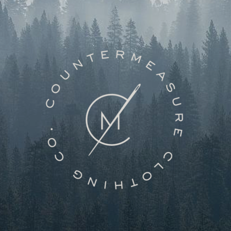 Logo Design for the Fashion Brand Countermeasure