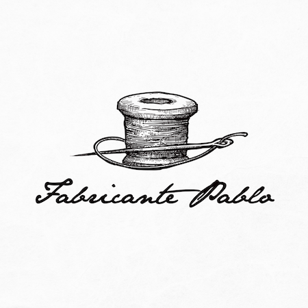 Logo Design for the Fashion Brand Fabricante Pablo