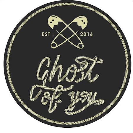 Logo Design for the Fashion Brand Ghost of you