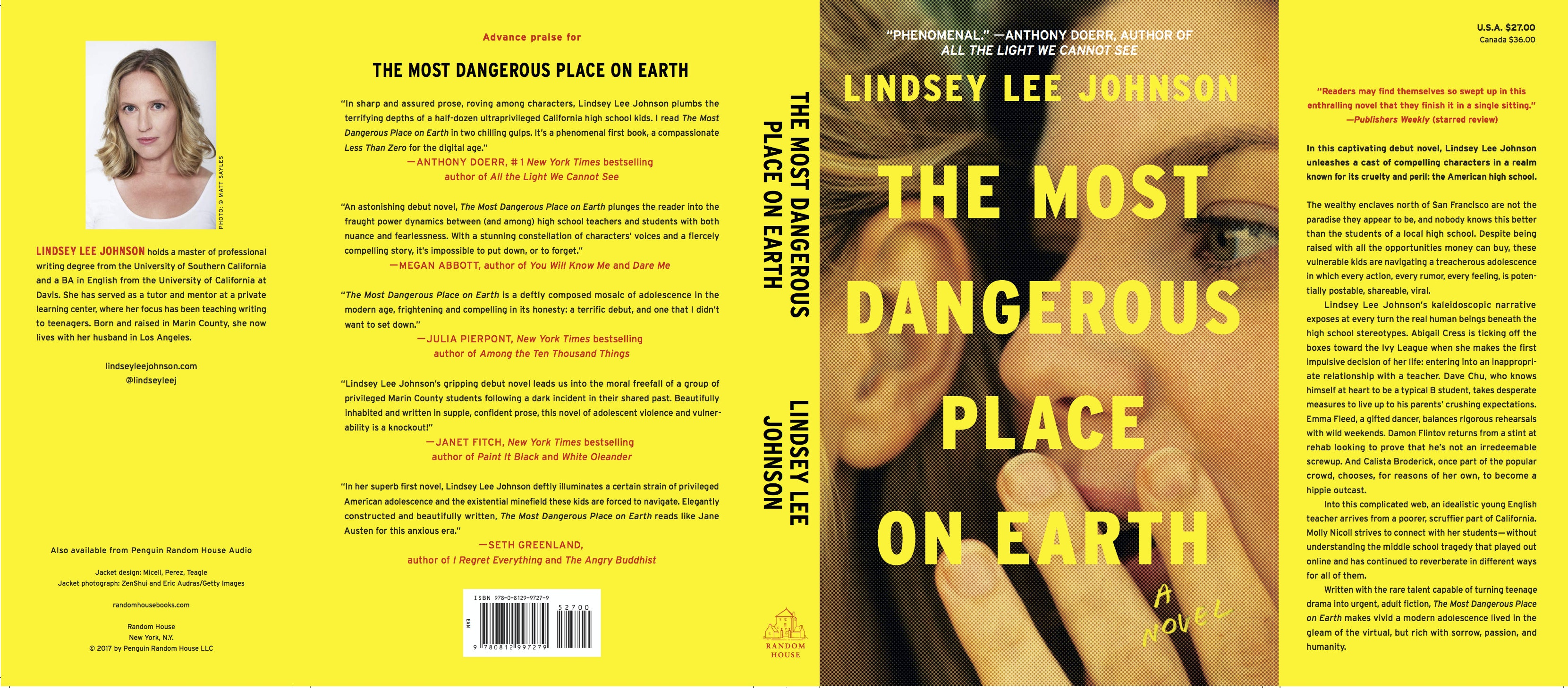 Most Dangerous Place on earth book cover