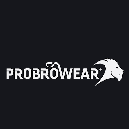 Logo Design for the Fashion Brand Probrowear