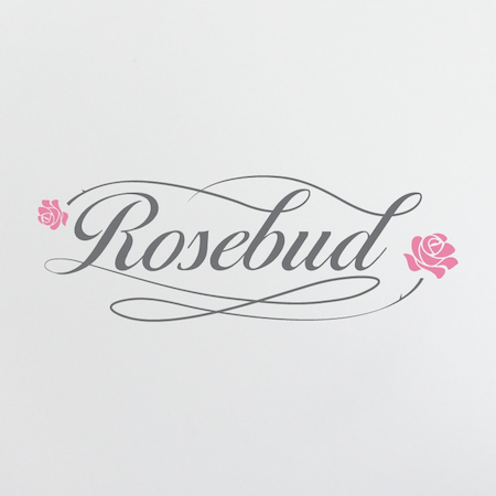 Logo Design for the Brand Rosebud