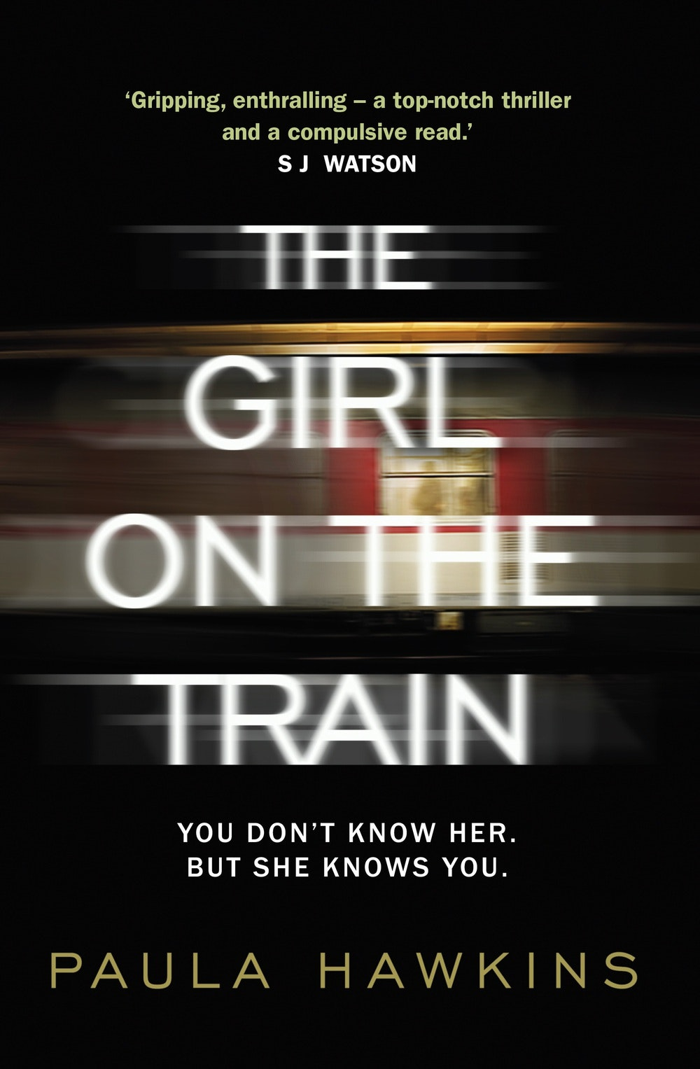blurred image and text novel cover