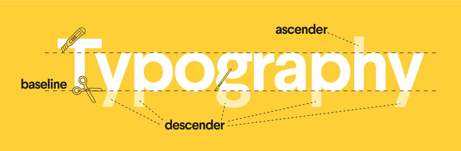 parts of typography