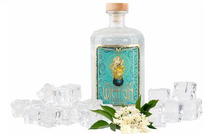 Ein berauschendes Etikett für den ersten Gin Wiens