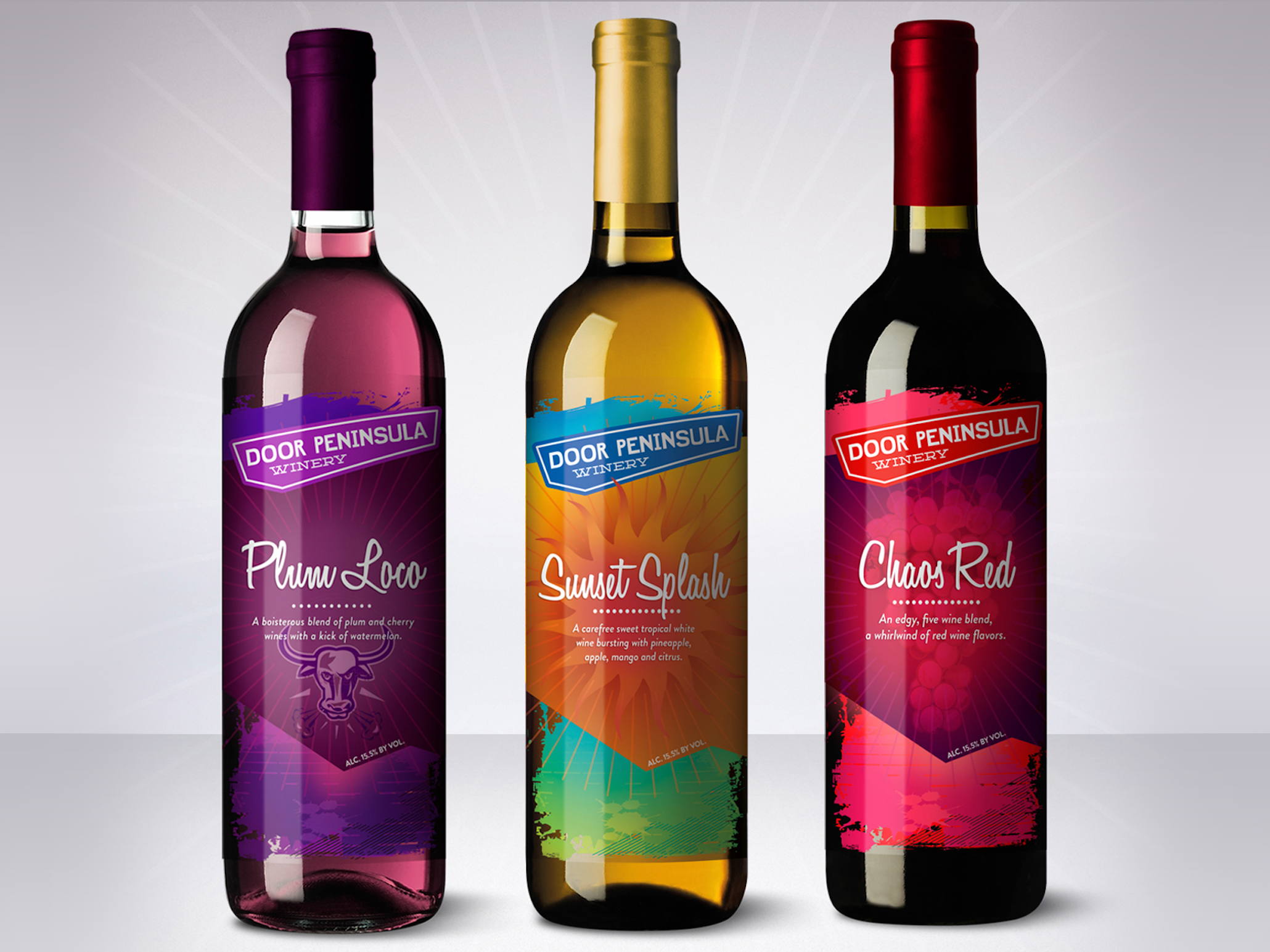 Wine Label Designs Worthy Of Toasting