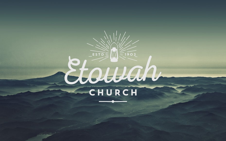 Etowah church logo