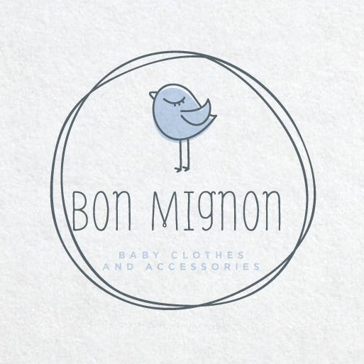 best logos example with cute bird drawing