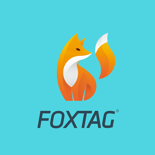 best logos example: modern fox logo