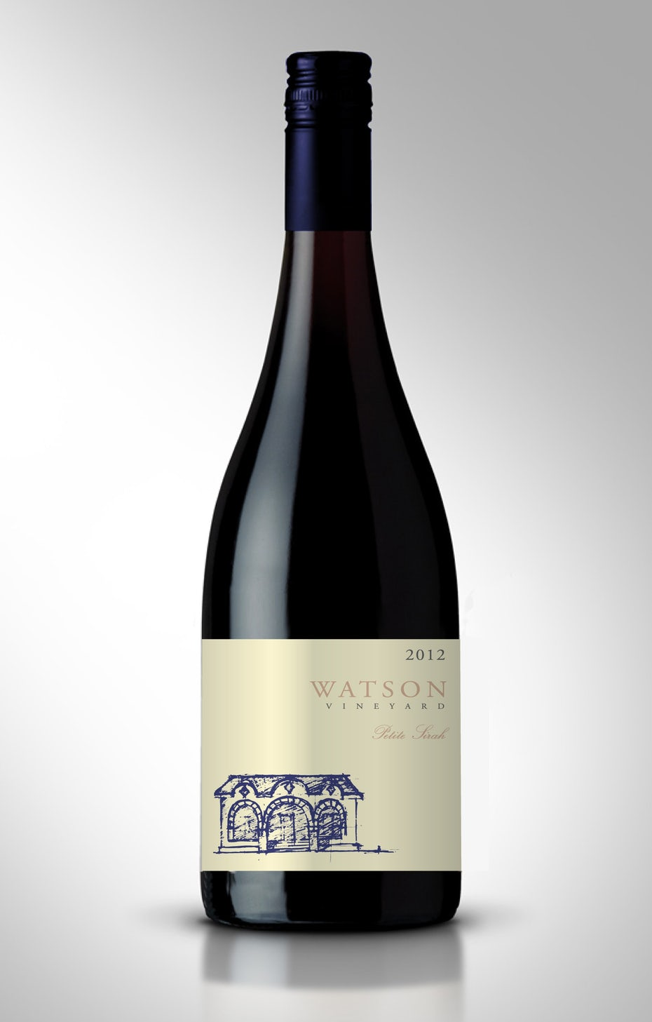 Traditional Wine Label