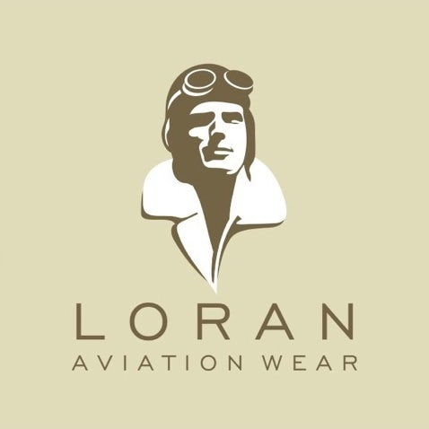 example for one of the best logos: inspirational aviator illustration logo