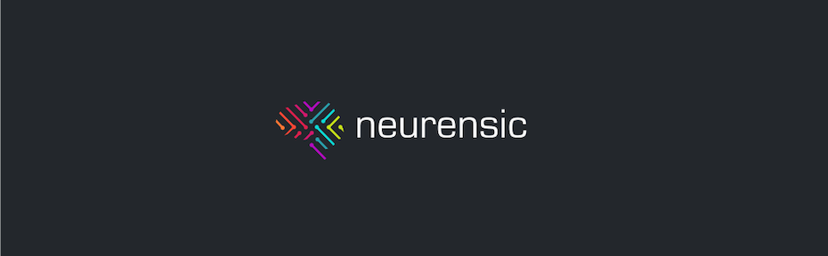 best logo design with abstract brain shape and colorful circuits