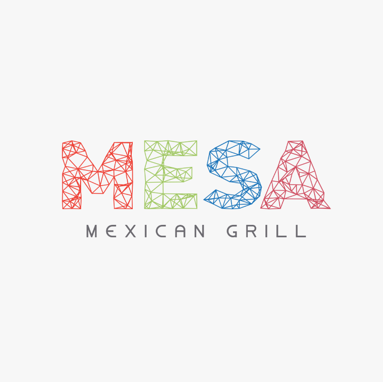 wordmark mexican restaurant logo