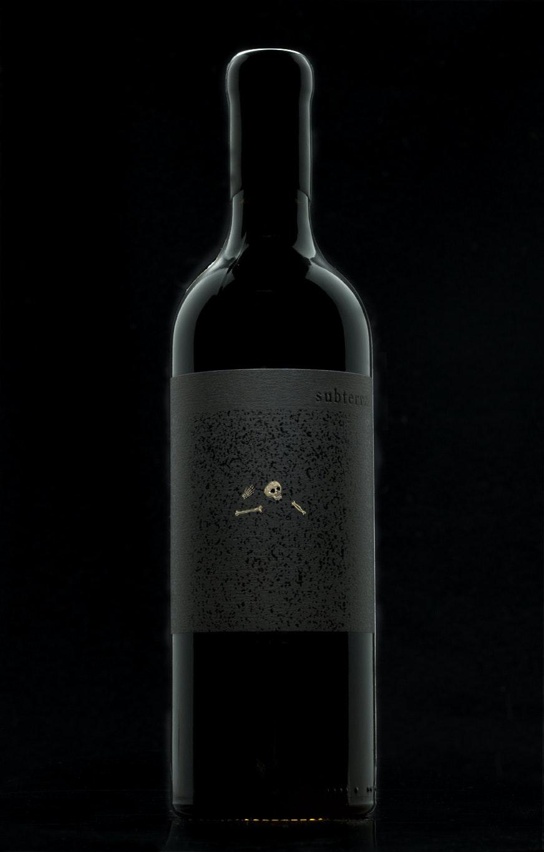 Subterra Wine Label