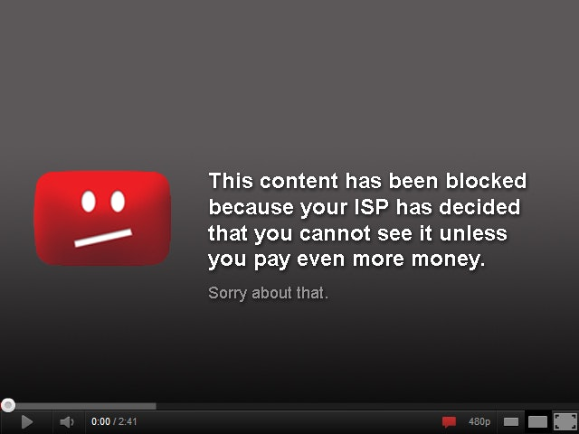 net neutrality effect on video marketing