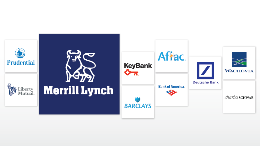 63 Banking Finance And Accounting Logos That Are On The Money
