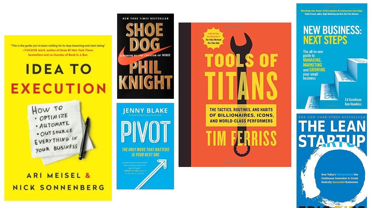 Must-read books for entrepreneurs in 2017