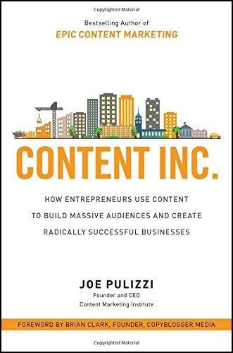 Book recommendation Content Inc.