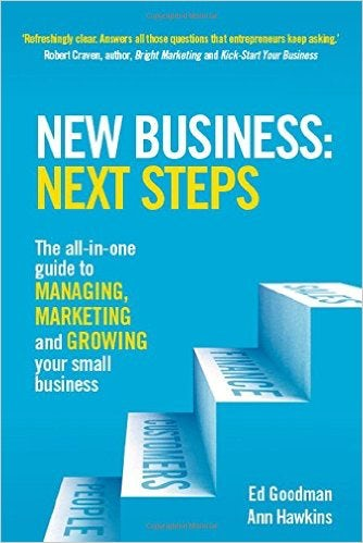 Book recommendation New Business: Next Steps