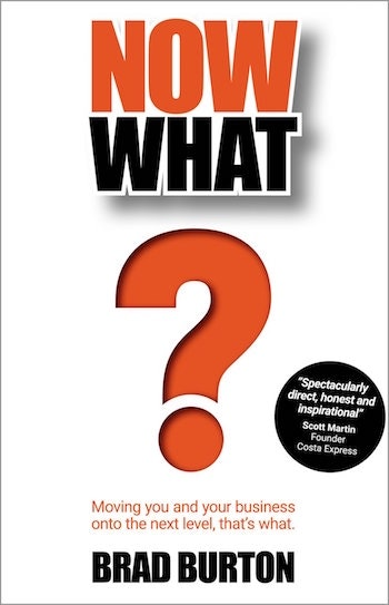 One of our recommended books: Now What?