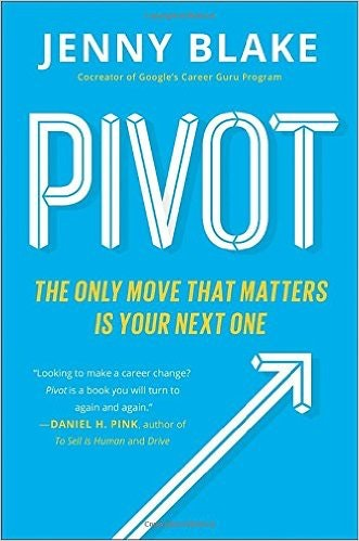 One of our recommended books for entrepreneurs: Pivot