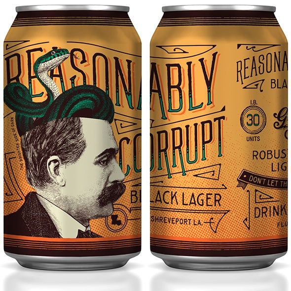 Reasonably Corrupt by Great Raft Brewing Company