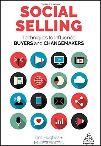 One of our recommended books for entrepreneurs: Social Selling