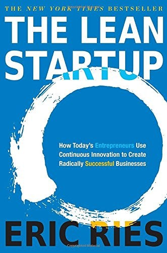 One of our recommended books for entrepreneurs: The lean startup