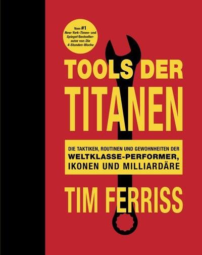 Bücher für Unternehmer Tipp: Tools der Titanen
