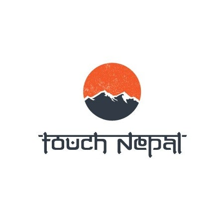 logo with mountain