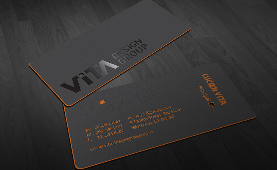 28 cool business card ideas that seal the deal 99designs business card design reheart Image collections