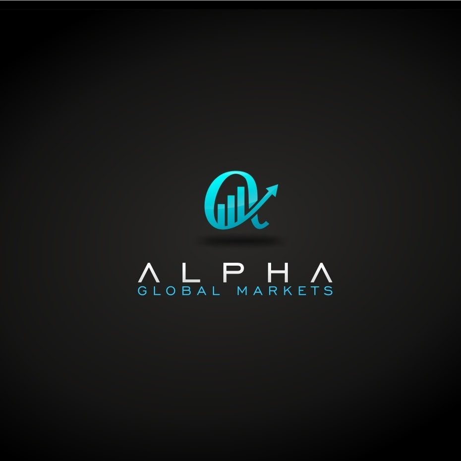 alpha graph logo
