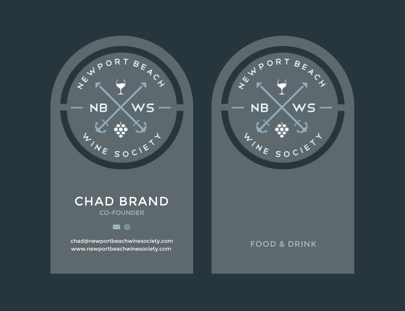 ask yourself if you really need a printed business card